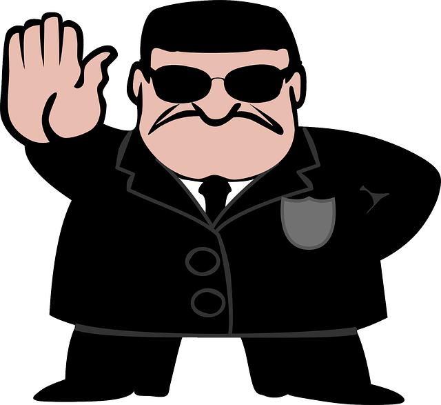 bodyguard-145447_640